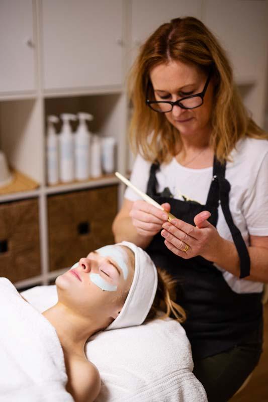 Therese Helhetshälsa ansiktsbehandling